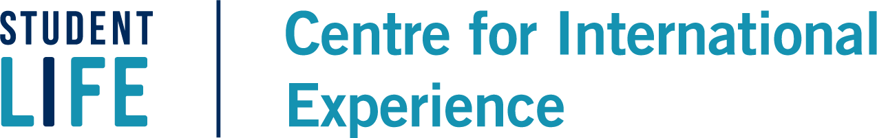 Go to the Centre for International Experience homepage