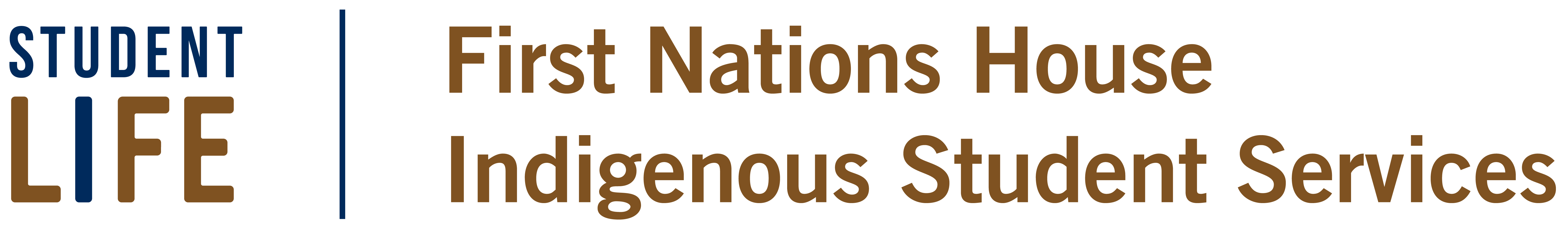 First Nations House Logo