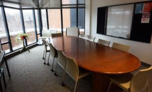 Meeting room at Multi-Faith Centre