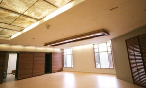 Main activity room at Multi-Faith Centre